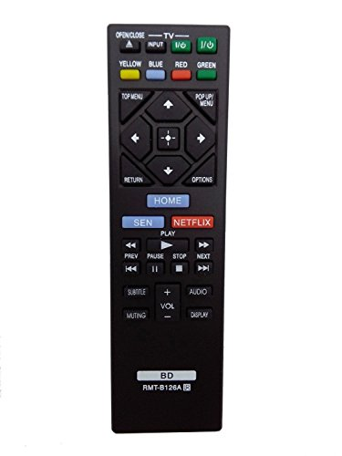 Nettech RMTB126A Nettech Replacement Remote Control for S...
