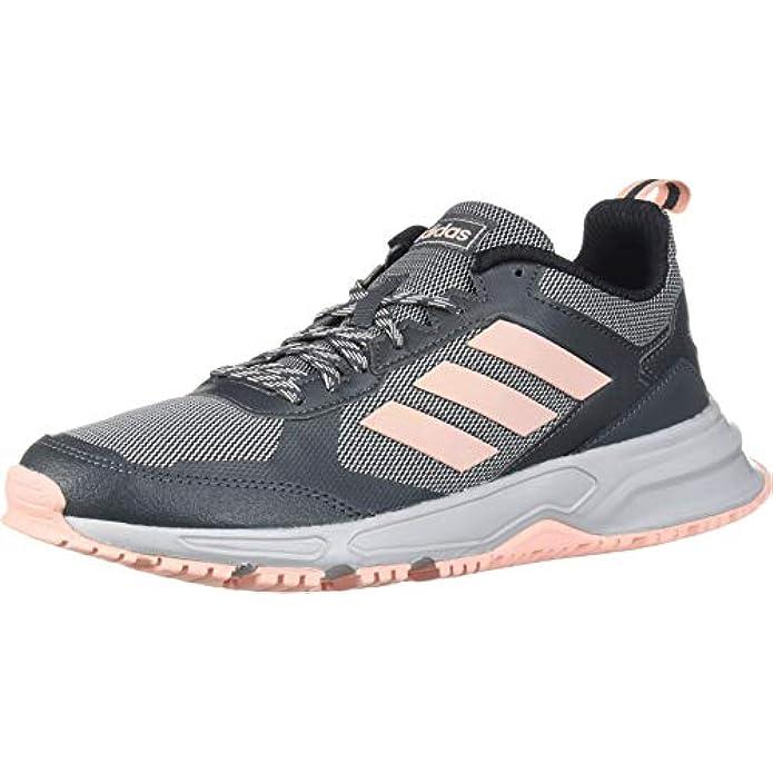 adidas Women's Rockadia Trail 3 Regular Fit Cloadfoam Running Sneakers Shoes