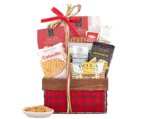 Taste of Italy Italian Gift Basket by Wine Country Gift Baskets