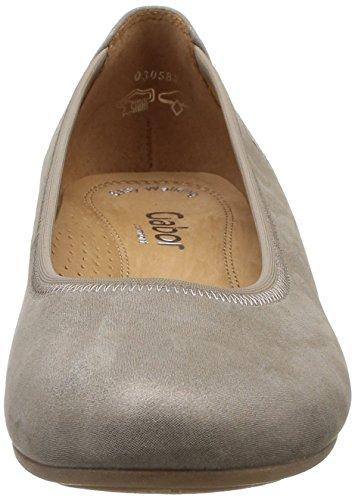 de de Koala Gabor zapatos 22690 mujer marrón corte w1x1EIqrz