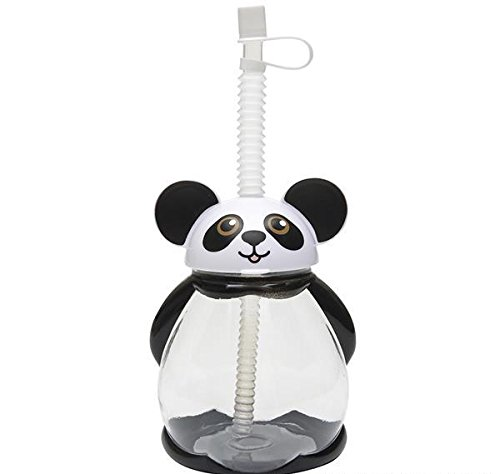 16oz PANDA SIPPY CUP 50/11, Case of 150 by DollarItemDirect