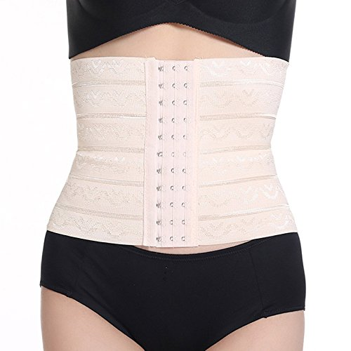 echoMi Women's Breathable Pregnancy Postnatal Support Belly Belt High Elastic Maternal Bind Belt Recovery Slimming Shapewear
