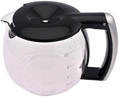 Delonghi - Jarra con tapa para cafetera: Amazon.es: Hogar