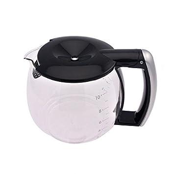 Delonghi - Jarra con tapa para cafetera