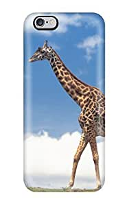 Durable Case For The Iphone 6 Plus- Eco-friendly Retail Packaging(giraffe)