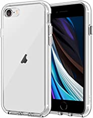 JETech Case for iPhone SE 2nd Generation, iPhone 8 and iPhone 7, 4.7-Inch, Shockproof Bumper Cover, Anti-Scrat