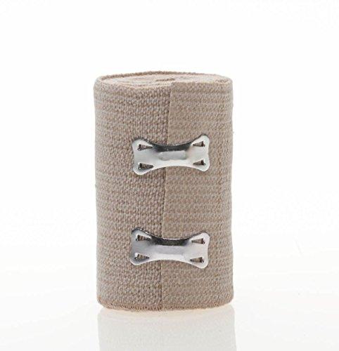 medline DYNJ05126 Soft-Wrap Elastic Bandages, Latex Free,...