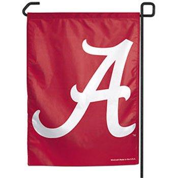 """NCAA University of Alabama WCR16148091 Garden Flag, 11"""" x 15"""
