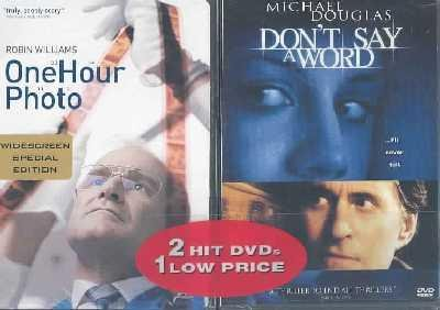 ONE HOUR PHOTO/DON'T SAY A WORD
