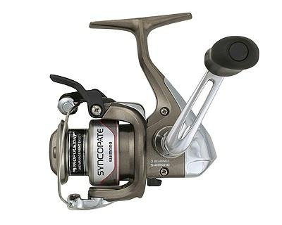 Shimano Syncopate 1000 Front Drag Spin Reel, Outdoor Stuffs