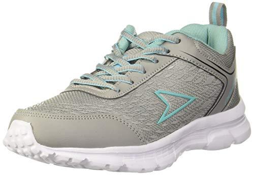 Power Women's Ethan Grey Running Shoe-5 (5392076) Price & Reviews