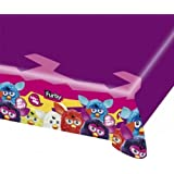 Furby Birthday - Furby Party Plastic Tablecover