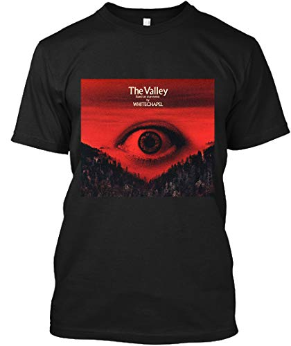 TeeVip Whitechapel-The Valley T-Shirt|Sweatshirt|Hoodie Black