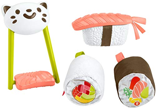 Fisher-Price Rice 'n Roll Sushi Set (Best Rice For Sushi Rolls)