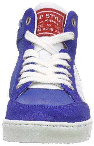 HIP Jungen H1823/162/0000/0000 High-Top Blau (44CO)