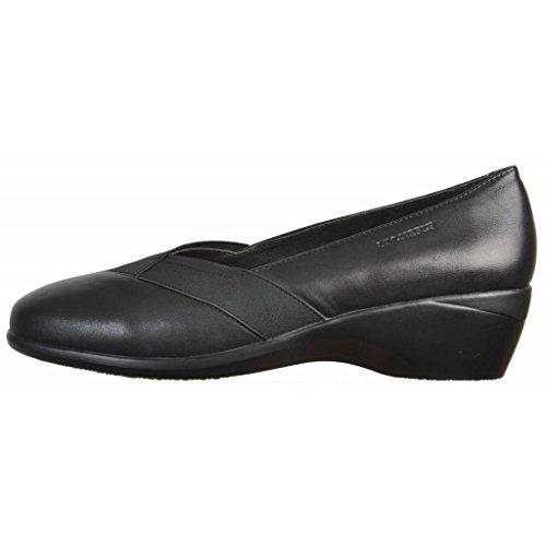 para Mujer Zapatos Zapatos Para mujer bailarina LICIA Negro color STONEFLY marca STONEFLY Negro Negro Bailarina 4 modelo qPPH5Fw