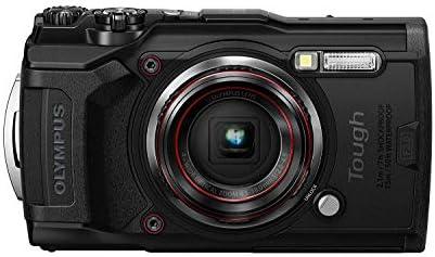 Olympus Tough TG-6 cámara de acción, 12 megapíxeles, vídeo 4k, 120 ...