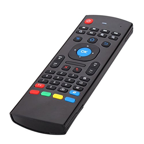 GBSELL 2.4G Remote Control Air Mouse Wireless Keyboard for sale  Delivered anywhere in USA