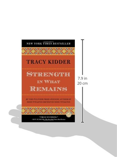 strength in what remains book club questions