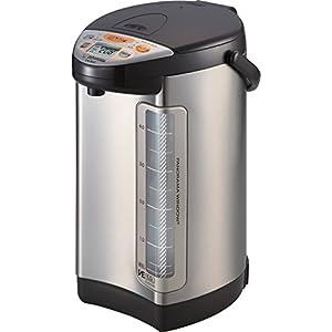 Zojirushi America Corporation CV-DCC50XT VE Hybrid Water Boiler and Warmer, 5-Liter, Stainless Dark Brown