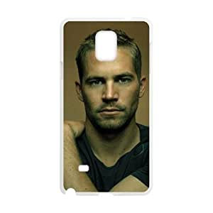 Personalized New Print Case for Samsung Galaxy Note 4, Paul Walker Phone Case - HL-546575