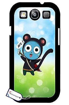 Samsung Galaxy S3 caso Fairy Tail feliz carcasa teléfono ...