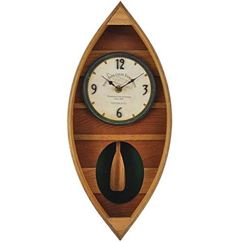 Pendulum Clock (Cabin Canoe)