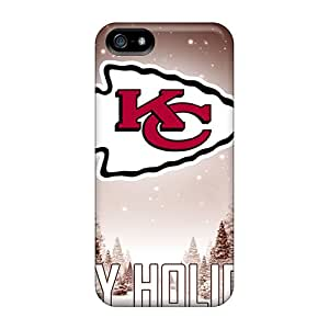 Premium Kansas City Chiefs Heavy-duty Protection Case For Iphone 5/5s