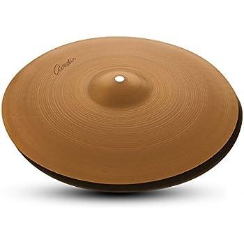 zildjian a series 15 new beat hi hat cymbals pair musical instruments. Black Bedroom Furniture Sets. Home Design Ideas