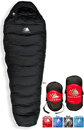 0 Degree Regular Sleeping Bag - 5