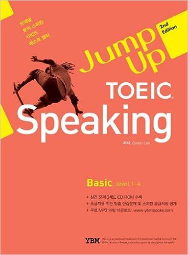Toeic Speaking Book