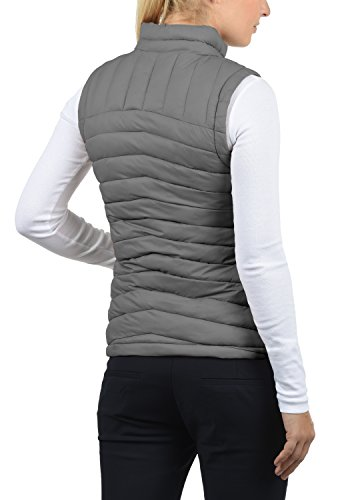 Warmer Quilted Quilla Vest Body Gilet Funnel Castlerock with Women's Desires Neck 9486 YxwpqT4gW