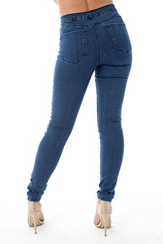 Super Stretch Jeggings Trafaluc Ladies Ex Zara UCqwx1