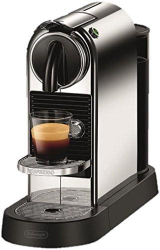 DeLonghi EN 166.C - Cafetera (Independiente, Máquina de café en ...