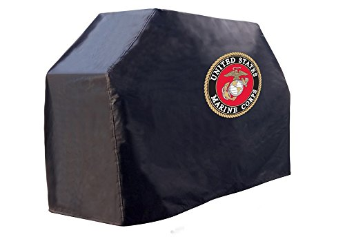 """60"""" U.S. Marines Grill Cover by Holland Covers"""