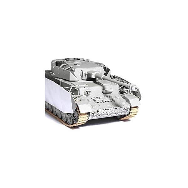 Dragon 1/35 PzKpfw IV Ausf H Late Production Tank w/Zimmerit Kit 4