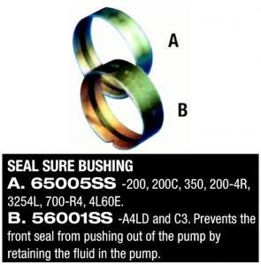 Converter Housing Teckpak 56001SS Bushing
