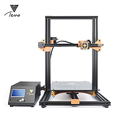 2018 Newsest TEVO Tornado 95% Assembled 3D Printer 3D Printing-New Color&New Board
