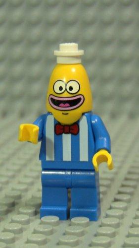 Lego mini figure [ SpongeBob SquarePants ] Bikini Bottom Ice cream vendor ()