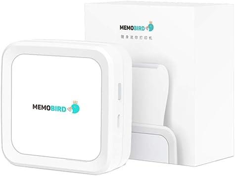 Mini Pocket Impresora térmica inalámbrica BT Image Etiquette Photo Impresora recibo para Android iOS Smartphone,para NiñOs Pintando Mujeres Hombres Regalo: Amazon.es: Electrónica
