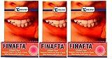 Finafta Liquid for Cold Sores 0.5 oz (Pack of 3)