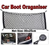 Universal Elasticated Auto Car Trunk Boot Storage Luggage Organiser Cargo Net