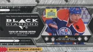 2013/14 Upper Deck Black Diamond Hockey box (20 pk HOBBY)