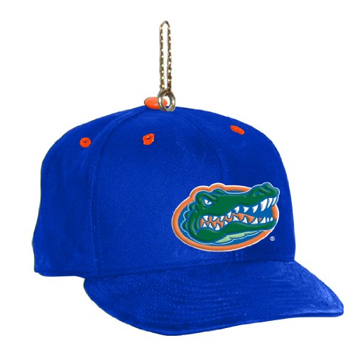 - NCAA Florida Gators Baseball Cap Ornament