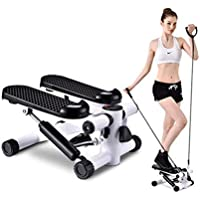 Fitsy Health & Fitness Mini Stepper with Resistance Bands