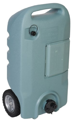 Tote-N-Stor 25607 Portable Waste Transport - 15 Gallon - Tote Tank Rv