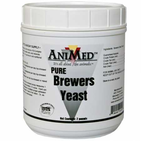 - AniMed Brewers Yeast Pure 2# 90105