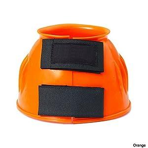 English Riding Supply Basic PVC Ribbed Bell Boots