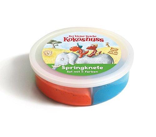 NEU Der kleine Drache Kokosnuss Springkneten-Set Spielware