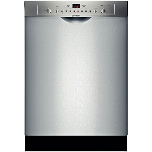 Bosch SHE3AR75UC Dishwasher Protection Stainless